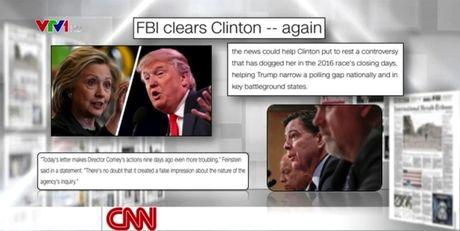 FBI khong truy to ba Hillary co lam thay doi cuc dien cuoc dua vao Nha Trang? - Anh 1