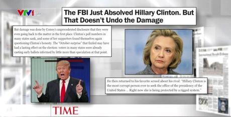 FBI khong truy to ba Hillary co lam thay doi cuc dien cuoc dua vao Nha Trang? - Anh 2