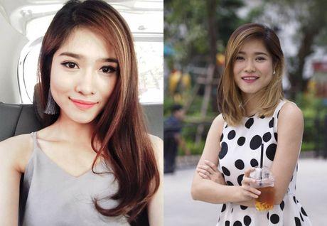 MC Mai Trang ca tinh hon voi toc ngan - Anh 1