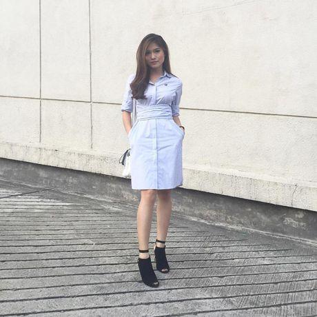 MC Mai Trang ca tinh hon voi toc ngan - Anh 2
