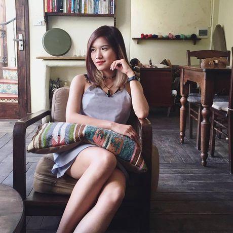 MC Mai Trang ca tinh hon voi toc ngan - Anh 4