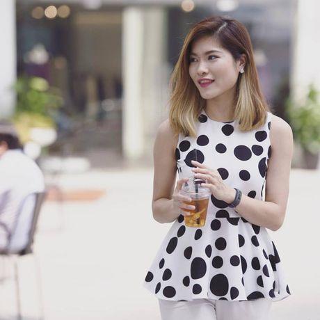 MC Mai Trang ca tinh hon voi toc ngan - Anh 7