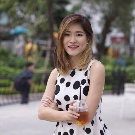 MC Mai Trang ca tinh hon voi toc ngan - Anh 8