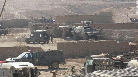 Iraq: Phat hien mo tap the 100 nguoi bi chat dau - Anh 1