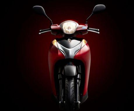 Honda trinh lang SH Mode 125 phien ban moi gia tu 51 trieu dong - Anh 1