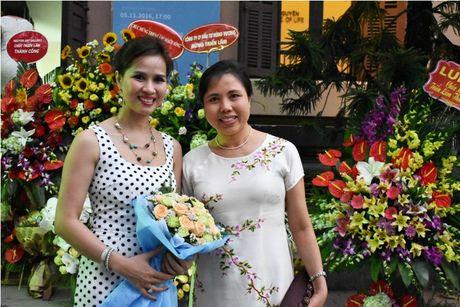 Nguyen Thi Chau Giang, cay duong cam ve tranh o My - Anh 2
