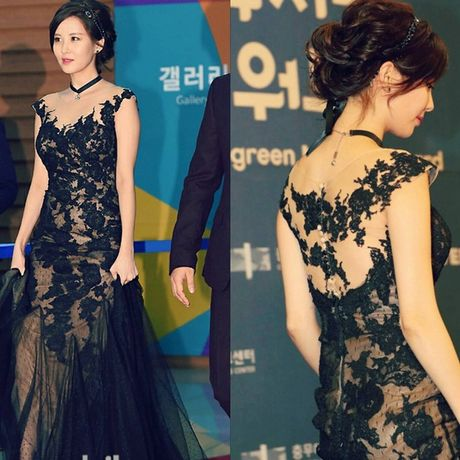 Sao Han 8/11: CL khoe chan dai bat ngo, Chae Young - Mina nhu sinh doi - Anh 6