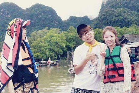 Sao Han 8/11: CL khoe chan dai bat ngo, Chae Young - Mina nhu sinh doi - Anh 7