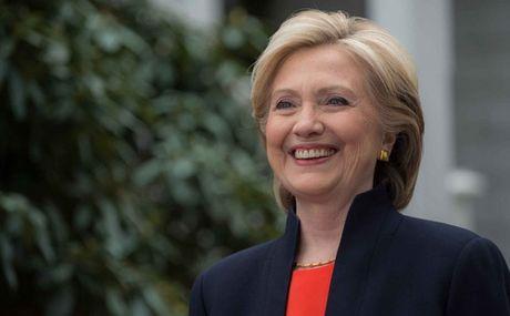 Chung khoan My tang vot nho tin ba Clinton thoat be boi - Anh 1