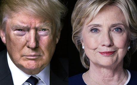 '90% co hoi' cho Hillary Clinton thanh Tong thong - Anh 1