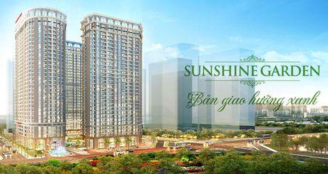 Chu dau tu Sunshine Group ho tro lai suat 0% khi mua can ho chung cu Shunshine Garden - Anh 1