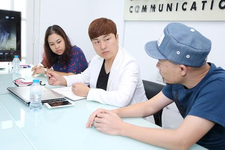 Nha san xuat nhac phim 'Hoang tu gac mai' lam giam khao cuoc thi 'Khoi dau mo uoc' - Anh 3