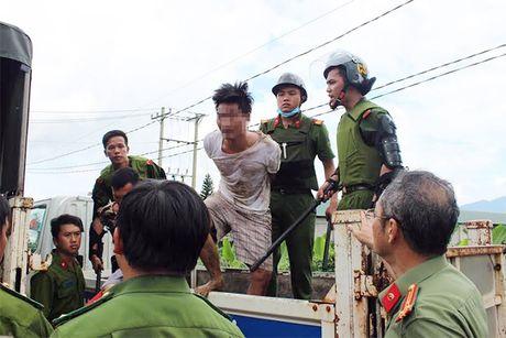 Vu 'vo trai' o Trung tam cai nghien 23 doi tuong cam dau bi bat giam - Anh 2