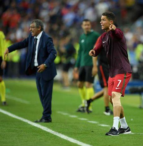 "Nhung ""nghe"" moi cuc hot cua Ronaldo, chan sut ty do - Anh 1"