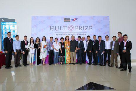 Doanh nhan Thao Tay truyen cam hung tai le phat dong Hult Prize - Anh 1