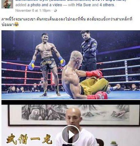 "Buakaw che nhao tuyet ky ""chan sat"" cua Yilong - Anh 1"