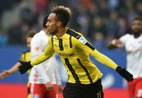 Arsenal: 80 trieu bang mua Aubameyang, van bi tu choi - Anh 1