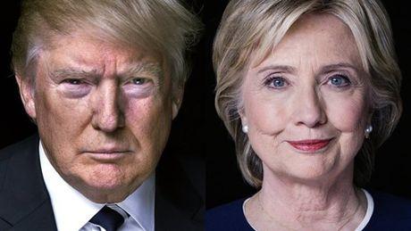 Tin moi nhat ve bau cu TT My: Ong Donald Trump bat ngo dan truoc ve so phieu - Anh 1
