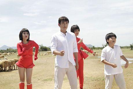 Hua Vi Van, Diem My 9X tro tai hat nhac phim 'Chay di roi tinh' - Anh 3