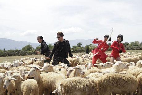 Hua Vi Van, Diem My 9X tro tai hat nhac phim 'Chay di roi tinh' - Anh 5
