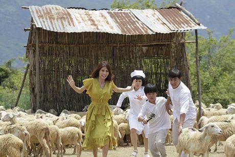 Hua Vi Van, Diem My 9X tro tai hat nhac phim 'Chay di roi tinh' - Anh 6