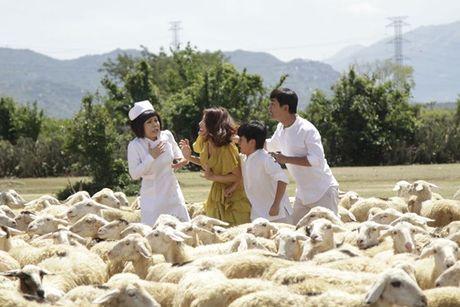 Hua Vi Van, Diem My 9X tro tai hat nhac phim 'Chay di roi tinh' - Anh 7