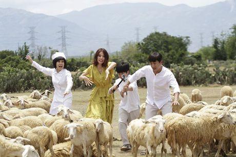 Hua Vi Van, Diem My 9X tro tai hat nhac phim 'Chay di roi tinh' - Anh 8