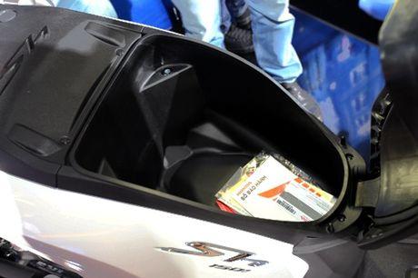 Honda Viet Nam gioi thieu mau xe toan cau SH 125i/150i - Anh 10