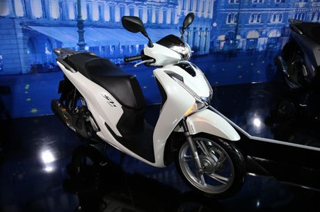 Honda Viet Nam gioi thieu mau xe toan cau SH 125i/150i - Anh 2