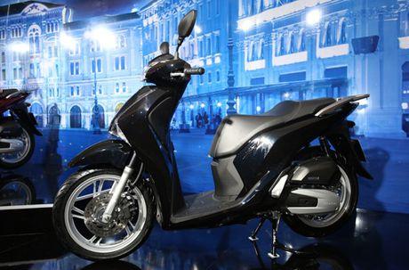 Honda Viet Nam gioi thieu mau xe toan cau SH 125i/150i - Anh 4