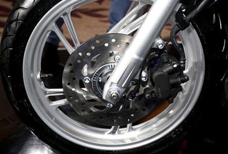 Honda Viet Nam gioi thieu mau xe toan cau SH 125i/150i - Anh 9
