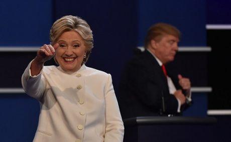 Bau cu My: Ong Trump bat ngo dan truoc ba Clinton - Anh 16