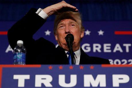Bau cu My: Ong Trump bat ngo dan truoc ba Clinton - Anh 19