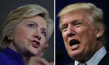 Trump va Clinton lam gi trong 100 ngay dau tien neu dac cu? - Anh 1