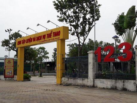 To hop the thao trieu do My Dinh bi 'bam nat' vi vi pham - Anh 4