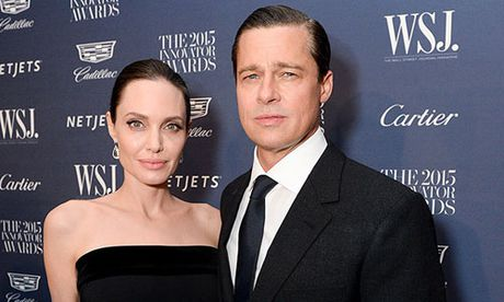 Jolie-Pitt co the buoc vao cuoc chien gianh quyen nuoi con - Anh 1