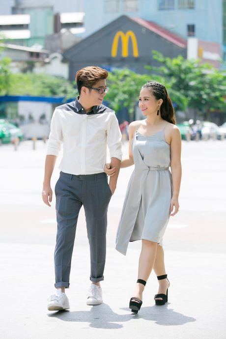 Duong Hoang Yen then thung trong tinh yeu voi Bui Anh Tuan - Anh 4