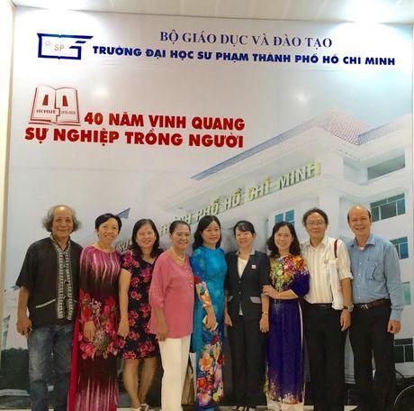 Khoa Ngu van - Truong DHSP TP.HCM: 40 nam dia chi 'do' - Anh 2