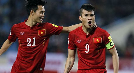 Viet Nam - Indonesia 3-2: Cong Vinh, Cong Phuong, Van Toan ghi ban - Anh 1