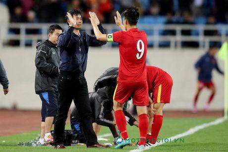 Viet Nam - Indonesia 3-2: Cong Vinh, Cong Phuong, Van Toan ghi ban - Anh 2