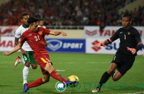 Viet Nam - Indonesia 3-2: Cong Vinh, Cong Phuong, Van Toan ghi ban - Anh 4