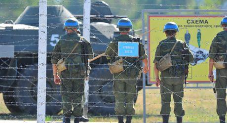 Moldova va Ukraine len ke hoach rut quan doi Nga ra khoi Pridnestrovie - Anh 1