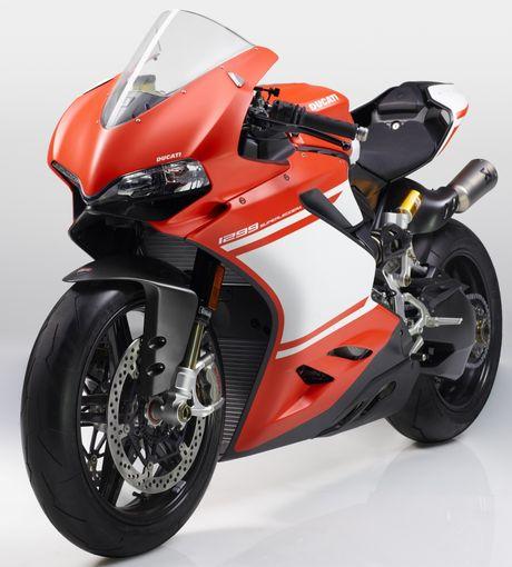 Ducati trinh lang 1299 Superleggera ban gioi han manh 215 ma luc - Anh 3