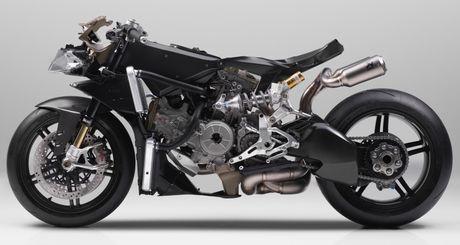 Ducati trinh lang 1299 Superleggera ban gioi han manh 215 ma luc - Anh 4
