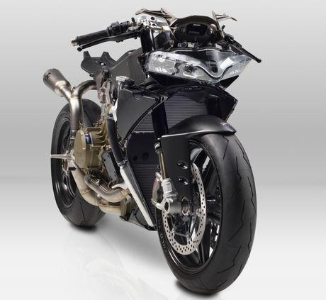 Ducati trinh lang 1299 Superleggera ban gioi han manh 215 ma luc - Anh 5