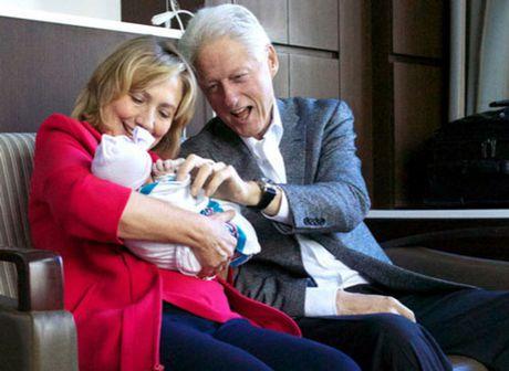 41 nam hon nhan 'dang cay ngot bui' cua Hillary Clinton - Anh 11
