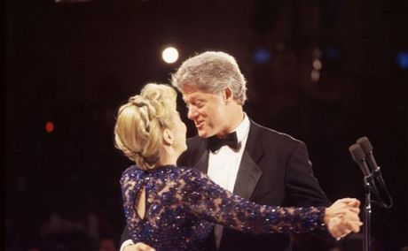 41 nam hon nhan 'dang cay ngot bui' cua Hillary Clinton - Anh 8