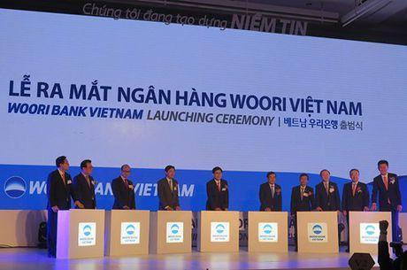 'Ong lon' ngan hang Han Quoc chinh thuc gia nhap thi truong Viet Nam - Anh 1