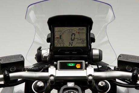 Chinh thuc ra mat Honda X-ADV moi, tay ga off-road 750cc - Anh 18