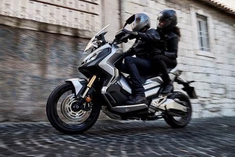 Chinh thuc ra mat Honda X-ADV moi, tay ga off-road 750cc - Anh 6